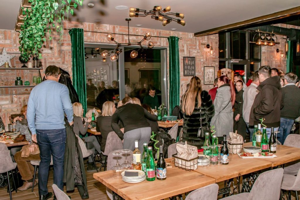 Restoran Strossmayer No. 2 otvorenje